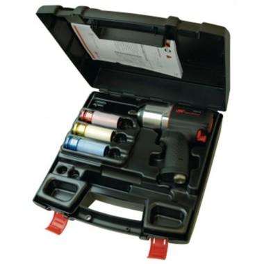"""Klucz udarowy Ingersoll Rand 2135QXPA 1/2"""" w zestawie 3 nasadki"""