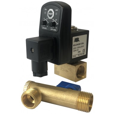 Elektroniczny automatyczny spust kondensatu