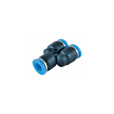 Trójnik wtykowy Y 4-4-4 mm RQSY40
