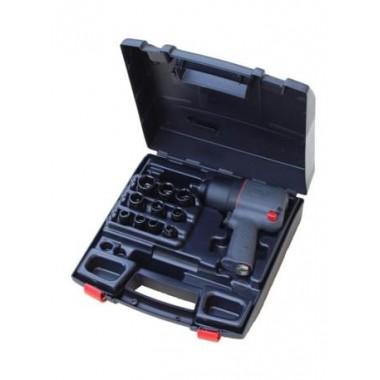 """Klucz udarowy Ingersoll Rand 2130XP 1/2"""" w zestawie z nasadkami SS4-11"""
