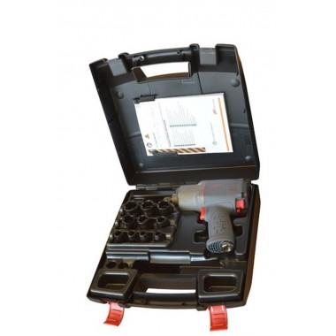 """Klucz udarowy Ingersoll Rand 2235QTiMAX 1/2"""" w zestawie z nasadkami SS4-11"""