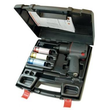 """Klucz udarowy Ingersoll Rand 2130XP 1/2"""" w zestawie z 3 nasadkami"""
